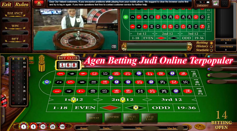 Kemenangan Jutaan Rupiah Dengan Mudah Permainan Roulette