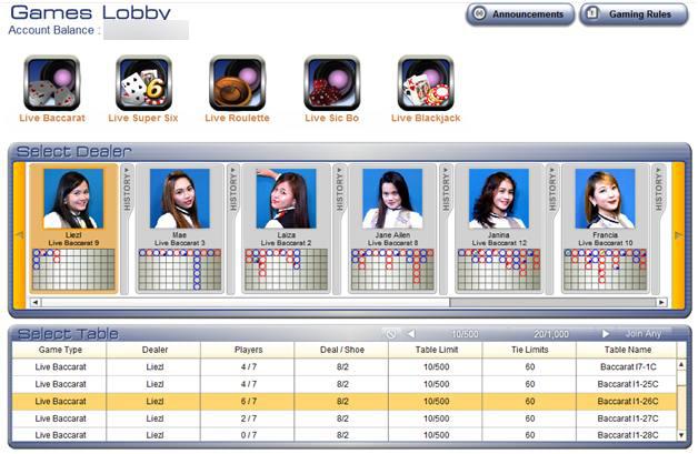 Agen Casino Online Bonus Deposit 20%