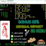 Situs Judi Kartu Online Bola Tangkas Bonus 25%