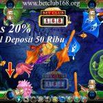 Situs Tembak Ikan Online Bonus Besar Modal 50000