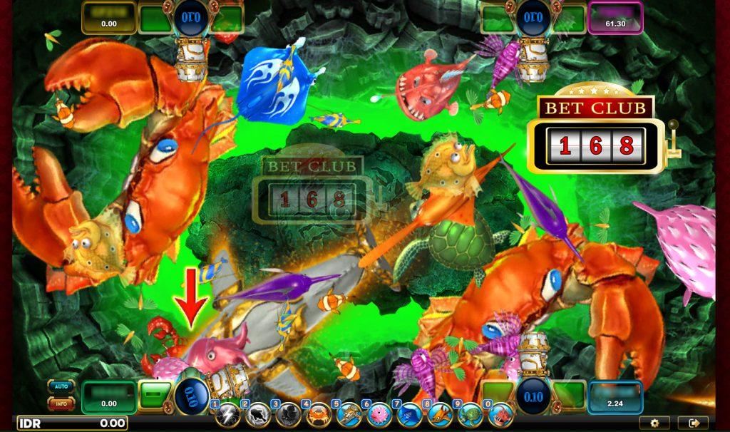 Agen Tembak Ikan Joker123 Keuntungan Bonus Besar