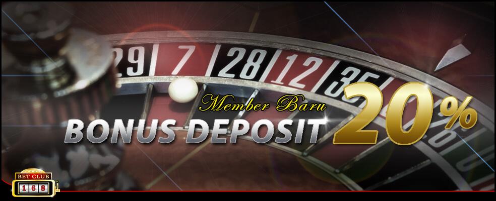 banner casino online 20%