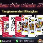 Situs Bola Tangkas Online Bonus Deposit 25% Mininal Deposit Termurah