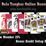 Mencari Bonus Besar Taruhan Bola Tangkas Online