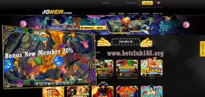 Permainan Tembak Ikan Online Jackpot dan Bonus Terbesar