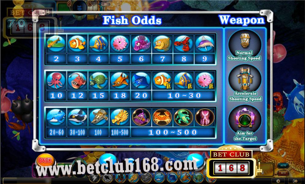 Judi Tembak Ikan Online Peruntungan Jackpot Besar