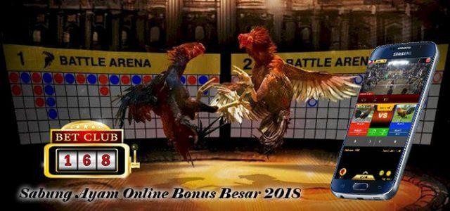Agen Sabung Ayam Online Bonus Besar 2018