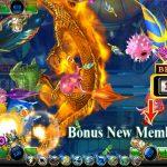 Bonus Terbesar 25% Judi Tembak Ikan Online