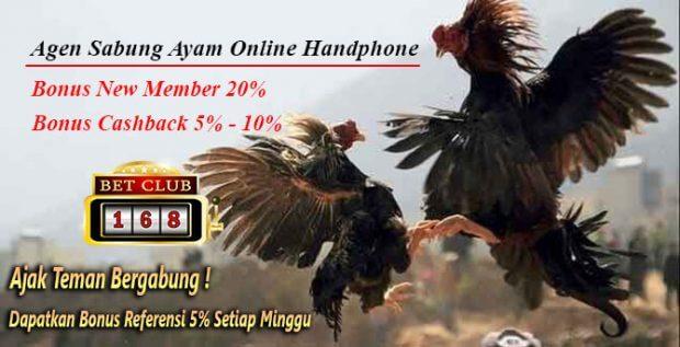 Situs Sabung Ayam Online di Handphone Bonus 2018