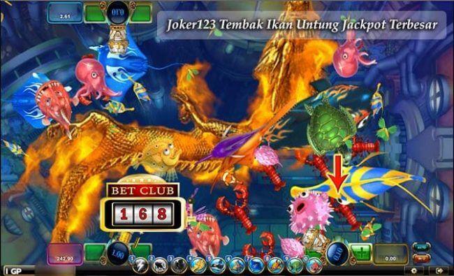 Tembak Ikan Joker123 Bonus Deposit Terbesar