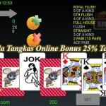 Bola Tangkas Online Bonus 25%