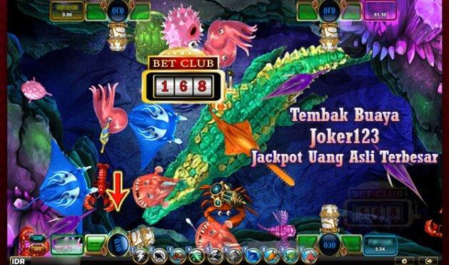 Buaya Joker123 Jackpot Uang Asli