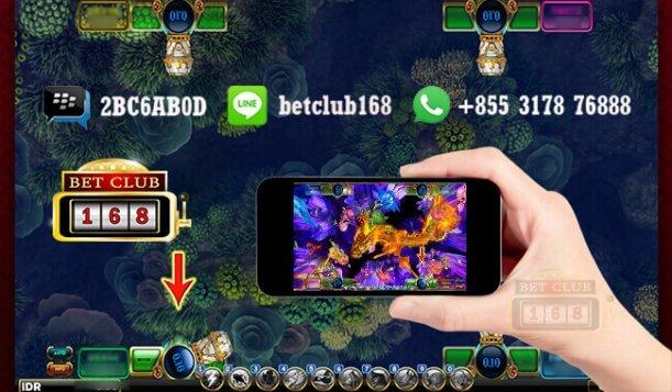 Tembak Ikan Versi Android