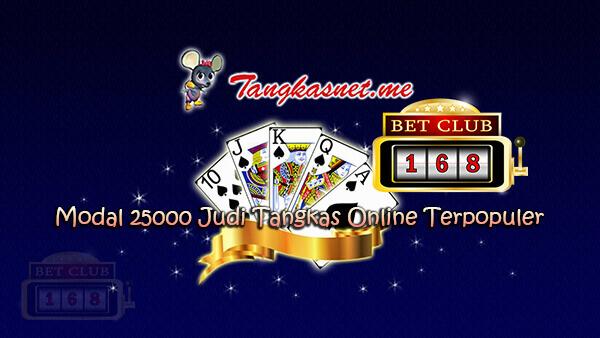 25000 Judi Tangkas Online