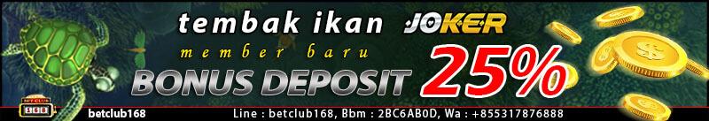 tembak ikan online deposit murah