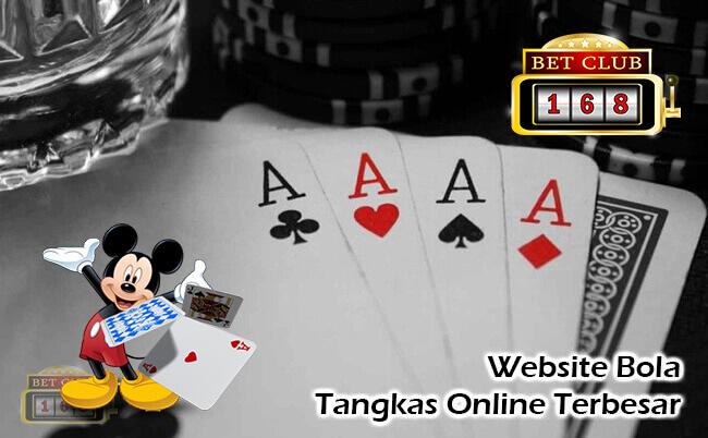 Website Bola Tangkas Online Terbesar