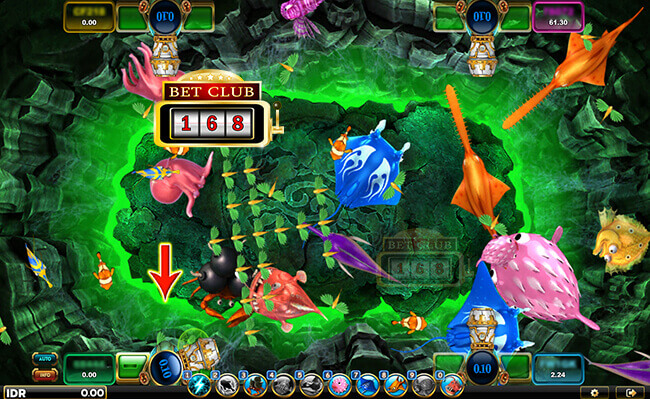 Jackpot Besar Judi Tembak Ikan