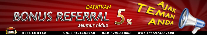 Agen Bola Online Resmi Indonesia 2019
