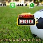 Agen Bola Online Betting Murah 24 Jam